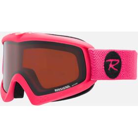 Rossignol Raffish Brille Kinder pink